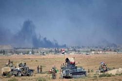 درگیری نیروهای عراقی و نیروهای وابسته به بارزانی در شمال موصل