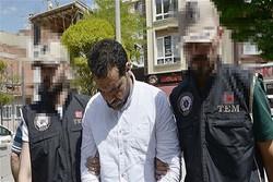 فرمانده داعش در ترکیه