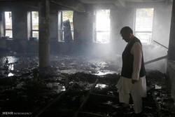 """""""داعش"""" يتبنى هجوما على مسجد في كابول"""