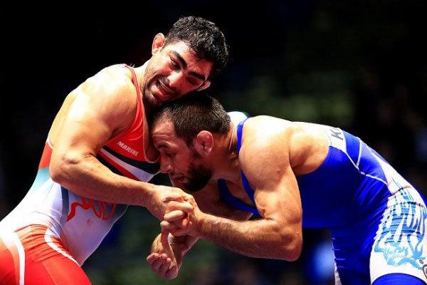 حسینخانی به مدال نقره بسنده کرد