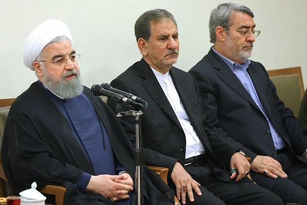 Unemployment, govt's prior objective to tackle: Rouhani