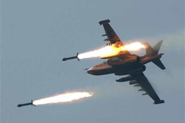 حمله هوایی عراق
