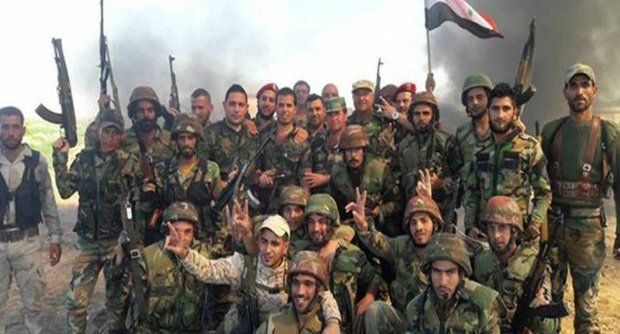 Syrian army establishes full control over new strategic positions in Homs