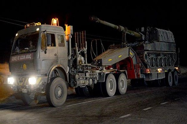 Turkish army launches drill on Iraqi border ahead of KRG referendum