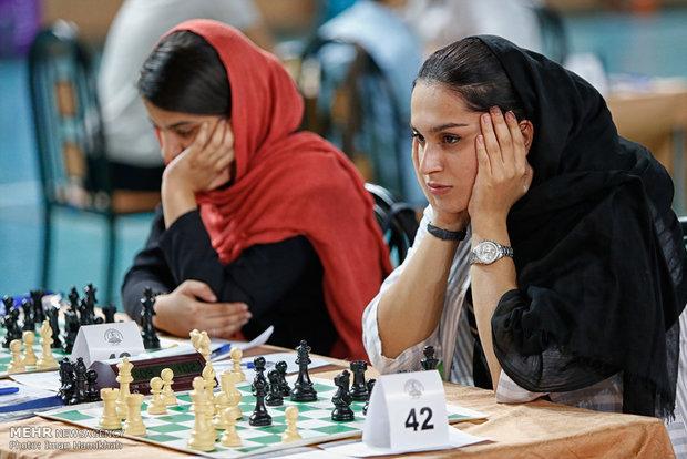 14th Avicenna Intl. Open Chess Tournament in Hamedan