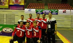 Goalball team lands 2nd at IBSA Asia/Pacific C'ships
