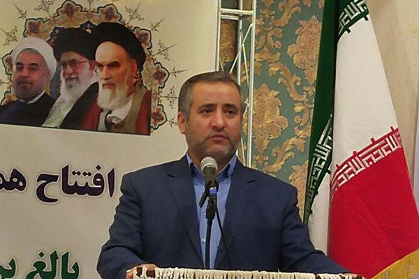 محمد رضا هاشمی معاون استاندار سمنان و فرماندار شاهرود