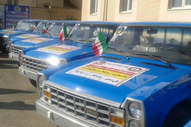 ۶۹ وانت برای اشتغال مددجویان استان بوشهر واگذار میشود