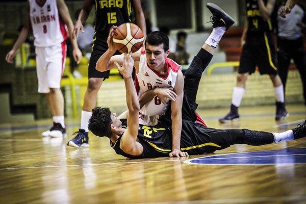 تیم بسکتبال جوانان با شکستِ ژاپن راهی مرحله یک چهارم نهایی شد