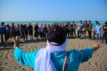 پاک سازی ساحل دریای خزر