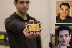 تراشه اختراعی دو ایرانی
