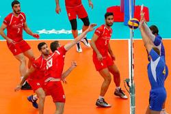 تیم والیبال دانشجویان ایران