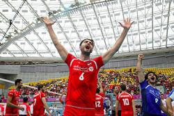 Üniversite Oyunları'nda İranlı voleybolculardan sürpriz