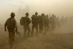 نظامیان انگلیسی در افغانستان
