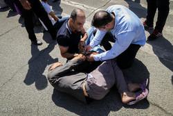 جزییات تعقیب و گریز پلیسی در خیابان نبرد