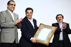 تودیع و معارفه رئیس دانشگاه علوم پزشکی شهید بهشتی