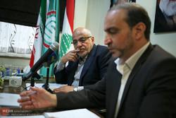مؤتمر صحفي في طهران بمناسبة الذكرى السنوية لتغييب الإمام موسى الصدر