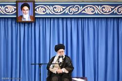 دیدار طلاب حوزههای علمیه استان تهران با رهبر انقلاب