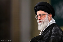Seminary Students of Tehran Province Meet with Ayatollah Khamenei