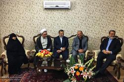 سفر عبدالرضا رحمانی فضلی وزیر کشور به مشهد