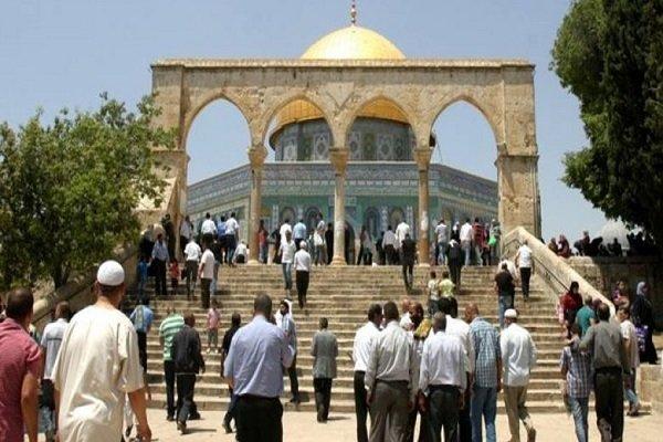 اعتداءات على المسجد الأقصى