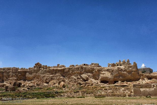 İran'daki tarihi kentten kareler