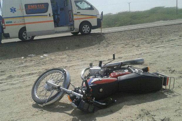 تصادف موتور سیکلت با پژو در پلدختر یک کشته و یک زخمی برجای گذاشت