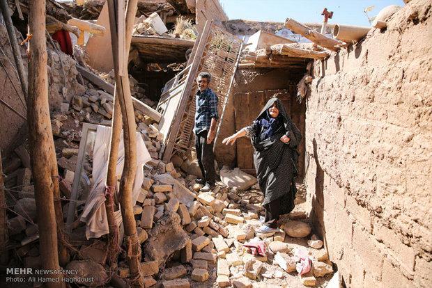 زلزله؛مدیریت بحران نهاوند راتکان نداد/شهر زلزلهخیزی که بیل ندارد
