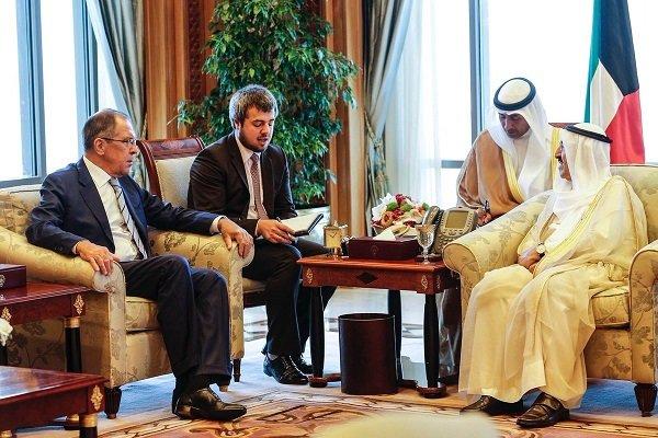 لاوروف:روسیه آماده همکاری فعالانه در خصوص بحران قطر است