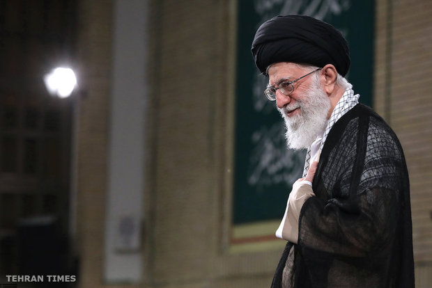 Seminary Students of Tehran Province Meet with Ayatollah Khamenei