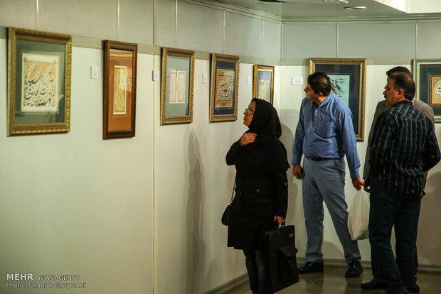 قزوین پایتخت خوشنویسی ظرفیت های ملی و فراملی دارد