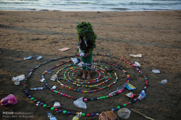 Hazar Denizi'ni temizleme etkinliği