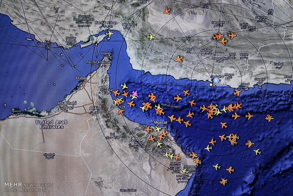 نشست خبری فرمانده پ ند هوایی خاتم الانبیا(ص)