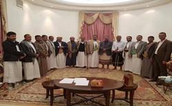 """اليمن: اتفاق جديد بين """"أنصار الله"""" وحزب المؤتمر على تعزيز الشراكة"""