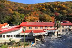 هتل جهانگردی گرگان