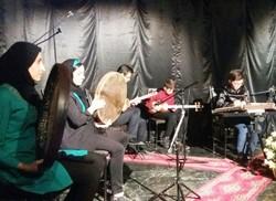 برگزاری جشنواره موسیقی «تکنوازان سپید» در سپیدان فارس