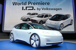 2020; launch of new chapter in VW history