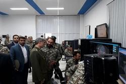 وزیر دفاع از نمایشگاه توانمندی های پدافند هوایی بازدید کرد