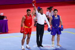 Iranian sweep 6 wushu medals at Summer Universiade