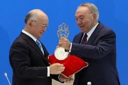 بانک ذخیره سازی اورانیوم کمتر غنی شده در قزاقستان گشایش یافت