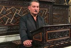 حسین فرحو نماینده پارلمان سوریه