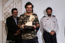 اختتامیه جایزه قلب هنری تهران