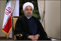 Pres. Rouhani congratulates Kyrgyz counterpart on National Day