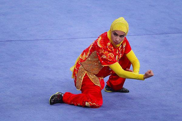 Wushu squad en route to Russia