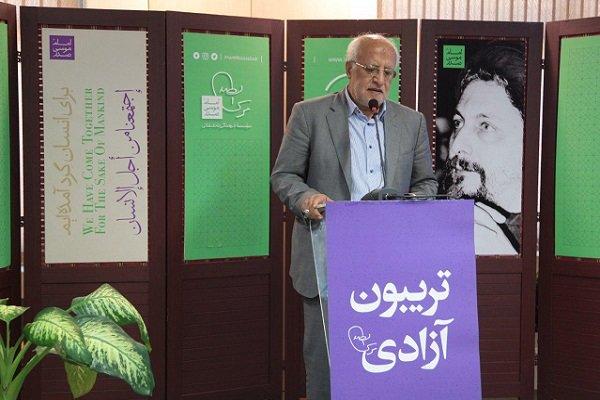 مسؤول ثقافي : هتافات حقوق الإنسان المدوية لم تطلق صرخة واحدة لتحرير إمام موسى الصدر