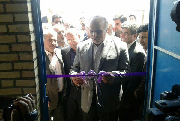 افتتاح تعدادی از پروژههای عمرانی استان کرمانشاه توسط مدیران ارشد