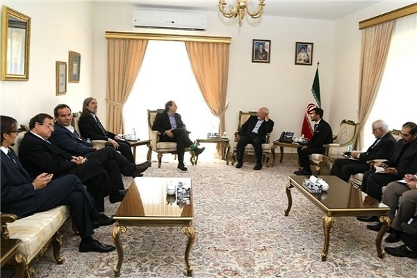 Zarif describ Girardi's visit to Tehran as 'very good start'
