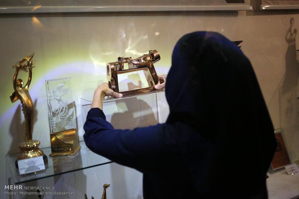 آئین رونمایی از تندیس جشن مستقل سینمای مستند ایران