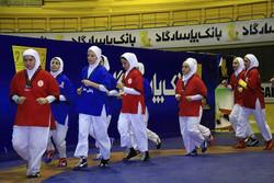 اردوی تیم ملی آلیش بانوان لغو شد