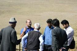 فیلم مستند ارسباران تولید می شود